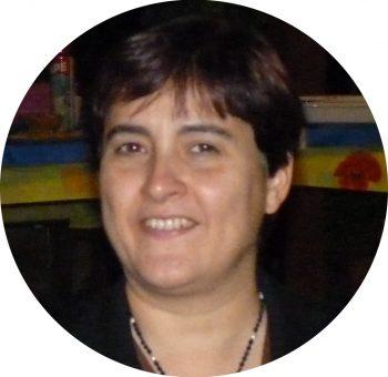 L'artista Francesca Girardello